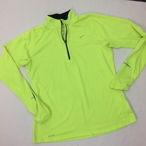 Nike Dri fit Long Sleeve Running Shirt